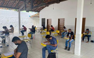 Aplicação de Provas – Wenceslau Guimarães – Agente de Endemias 2021